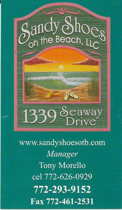Sandy Shoes NEW